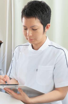 代表取締役田中健一の写真